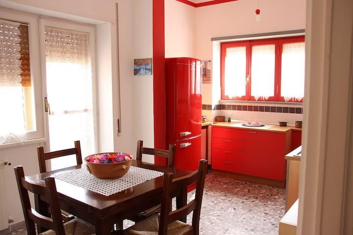 Casavacanze Salza appartamento sulla Francigena