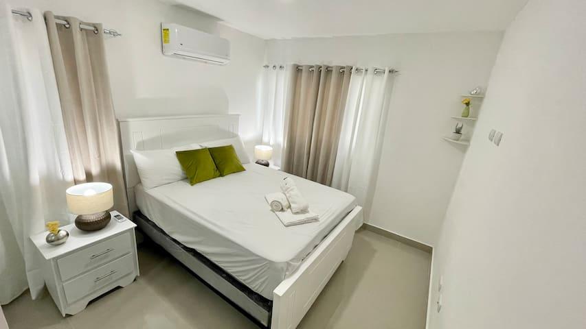 2nd Bedroom view
