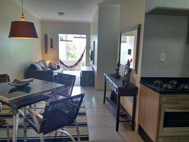 Apartamento Novo e sossegado nos Ingleses - Florianópolis - Apartment