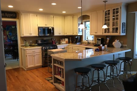 Beautiful, quiet, lake view, 5 mi to Ryder Cup - Chanhassen - Talo