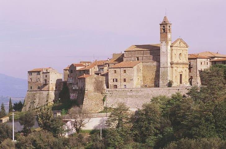 Bellissima casa in Maremma Toscana - Caldana - Daire