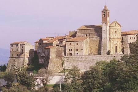 Bellissima casa in Maremma Toscana - Caldana