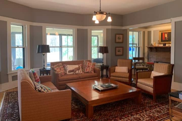 Location! Location!  St.Paul Historical Brownstone