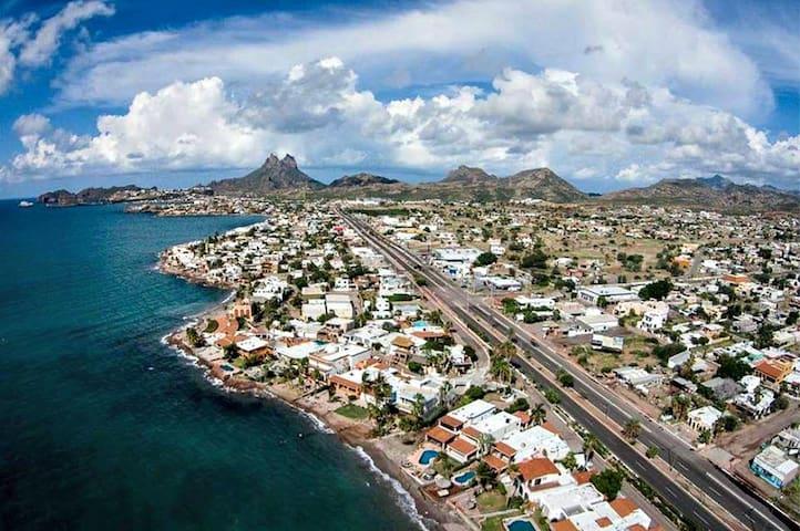 San Carlos Executive Golf Course HM - Guaymas - Dům