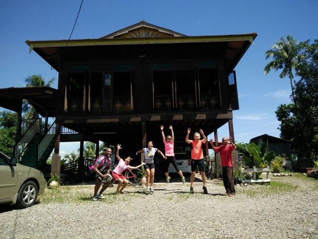 Bungalow Mat Hj Limah - Kedah - Natur-Lodge