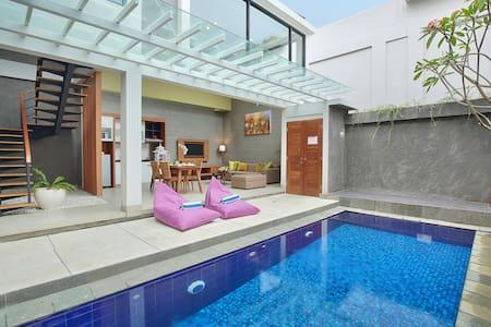 Cozy 1 BR Pool Villa at Nusa Dua - 南クタ - 別荘