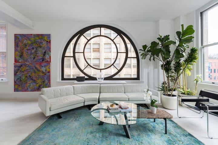 2400 sq. ft ART LOFT/HOME:  DINNERS, EVENTS, PHOTO