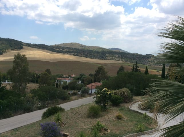 1 bed apartment with mountain view - Malaga