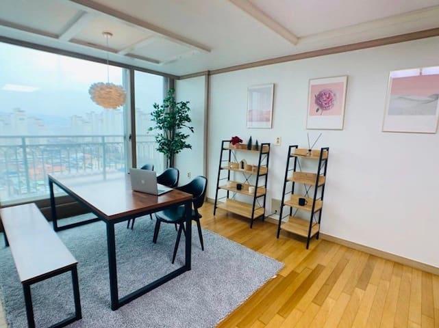 Apartment near Chungbuk National University 2
