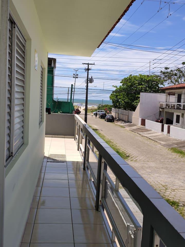 Apartamento Baln. Ipanema vista para  mar 1* Andar