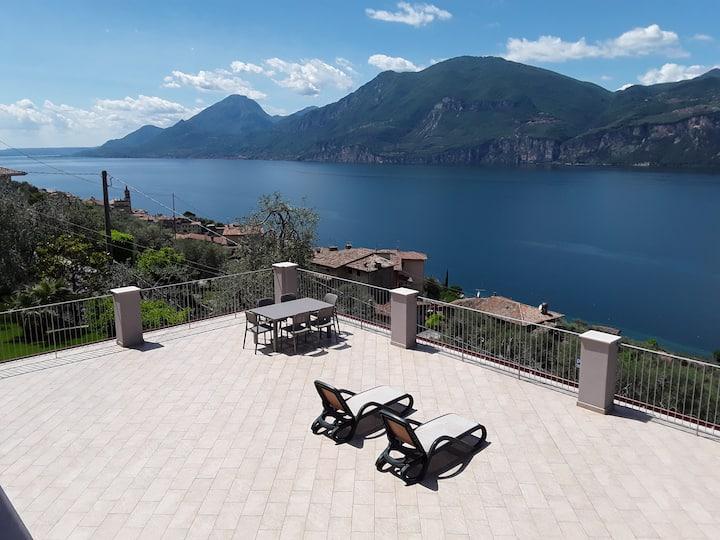 Casa Punta Veleno con terrazza panoramica