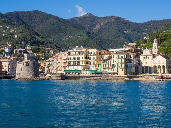 In centro a Rapallo