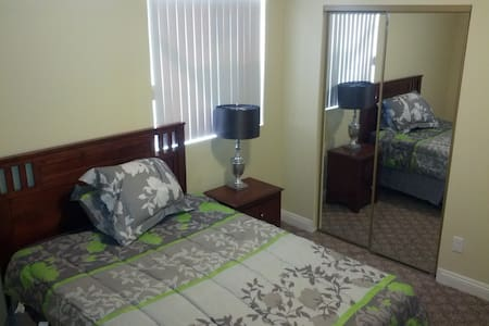 Available Bedroom for the month of June - Hus