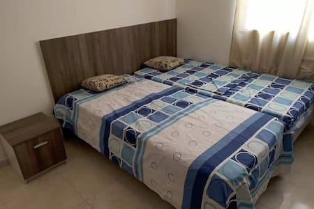 double bed - Apartamento
