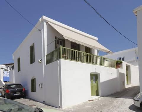 Naxos Galanado: Leben auf dem Dorf