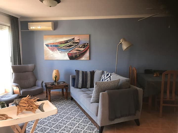 Prachtig naturisten appartement in Bahia de Vera