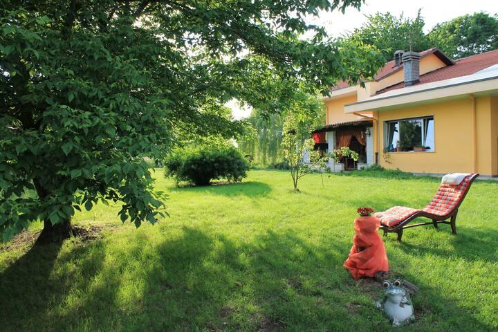 Claudio vi aspetta nella sua splendida villa - Leini - Villa