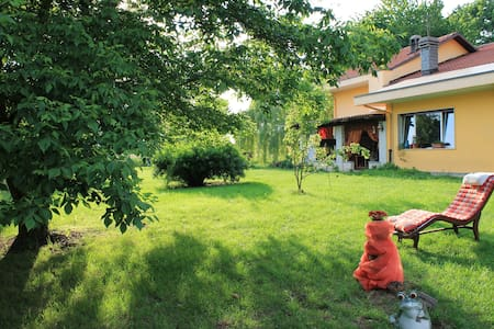 Claudio vi aspetta nella sua splendida villa - Leini - Willa