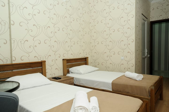 "Hotel ""Chino"". Room №5"