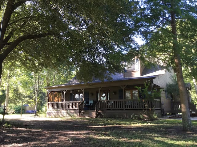 Atchafalaya River House, Yggdrasil, LLC - Breaux Bridge - Hus