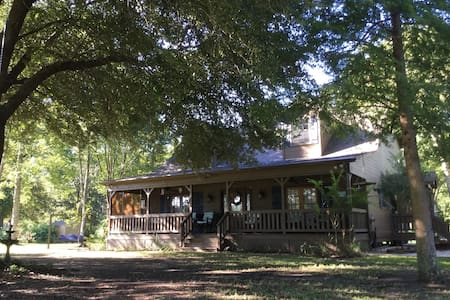 Atchafalaya River House, Yggdrasil, LLC - Breaux Bridge - Talo