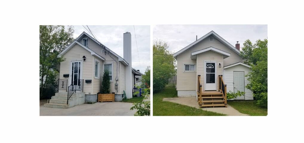 CM Properties, We Care. Two Homes on Same Property