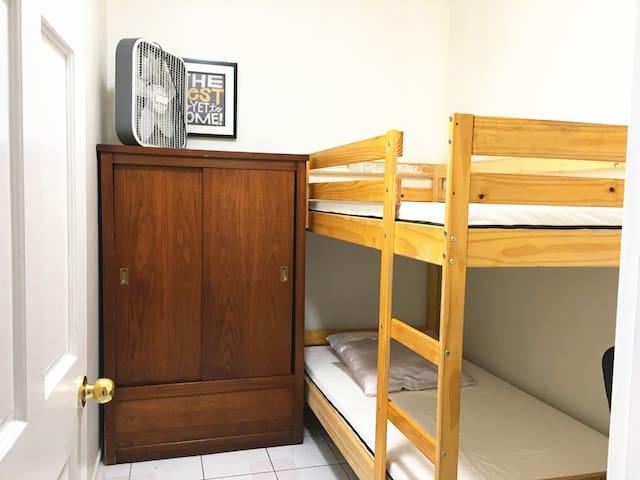 Quiet&Comfy Private Room near F/G train