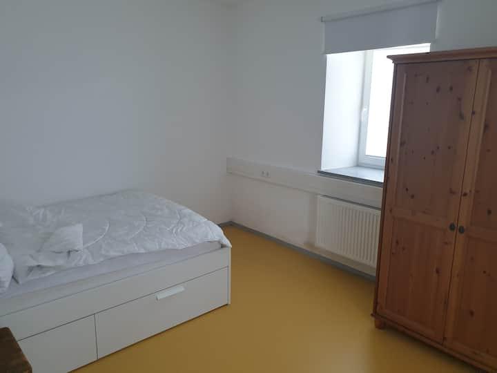 Einfaches Apartment in Zentrumsnähe