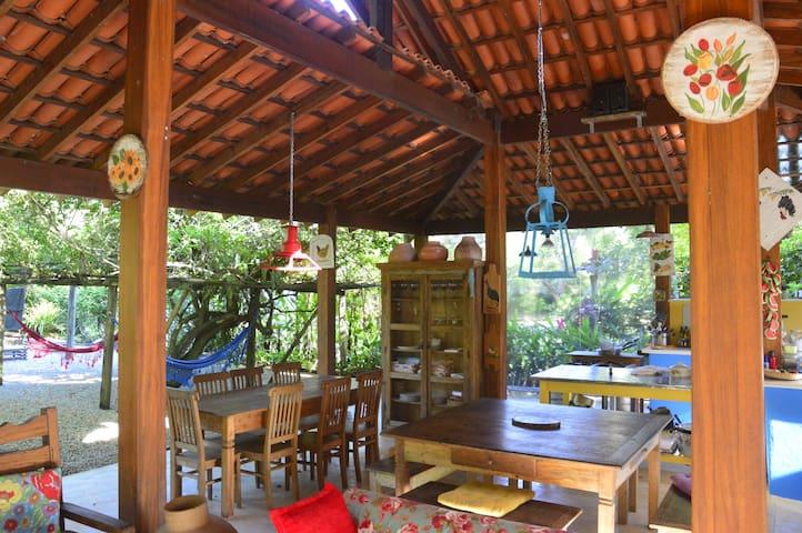 Camping Novo Ponto Gastronomico 1 - Paraty Mirim