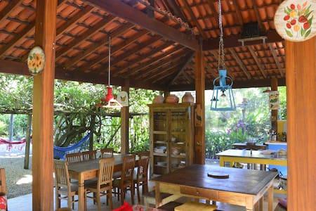 Camping Novo Ponto Gastronomico 1 - Paraty Mirim - Telt