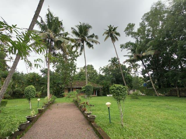 A Villa in Arthungal, Kerala