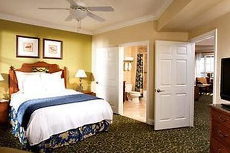 Guest Room (1 of 2 beds)