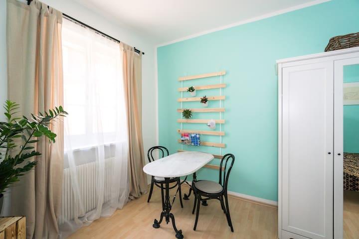 Your room // dein Zimmer