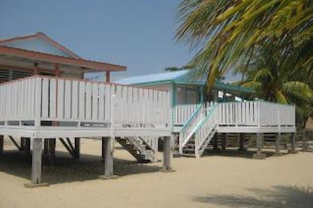 Tri Tan Beach Cabanas - Placencia