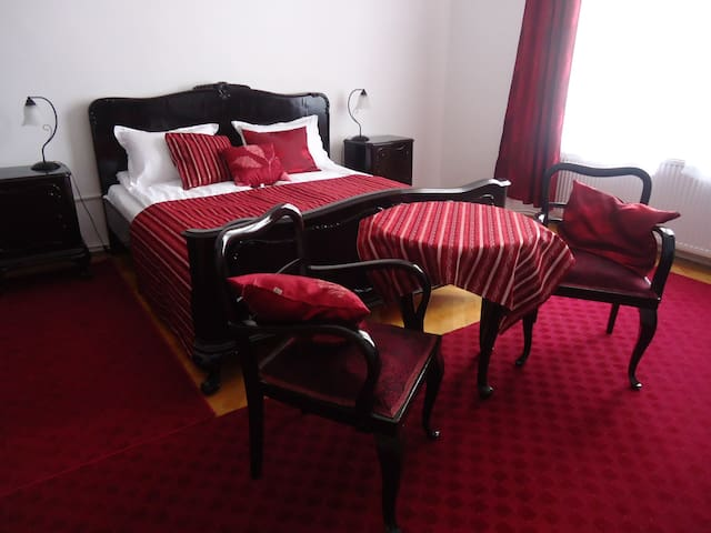 Deluxe Central Apartment