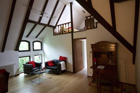 Exclusive Loft nearby the museum-island Hombroich - Neuss