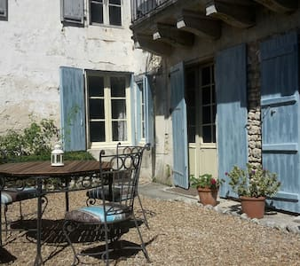 Stunning 13th century property with all mod cons - Salles-Lavalette - อื่น ๆ