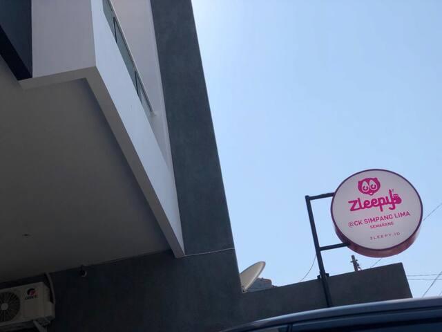 Zleepy @ CK Simpang Lima Syariah Semarang