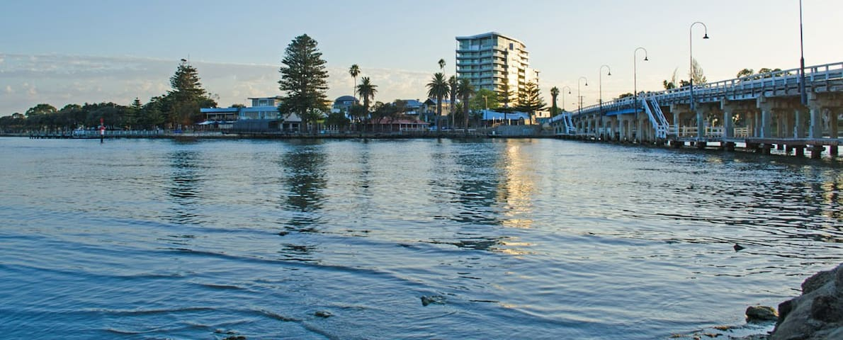 Location for activity based fun in nature - Mandurah - Banglo