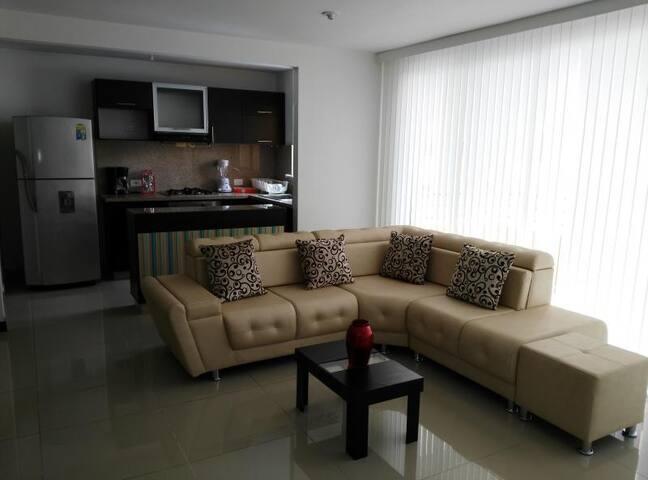 Apartamento en Santa María de Los Vientos - Cali - Appartement