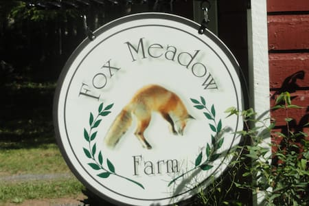 Fox Meadow Farm 46 Acres of Fresh Mountain Air