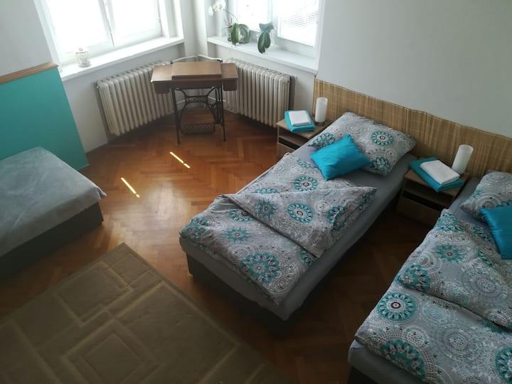 Apartmán Domácí pohoda