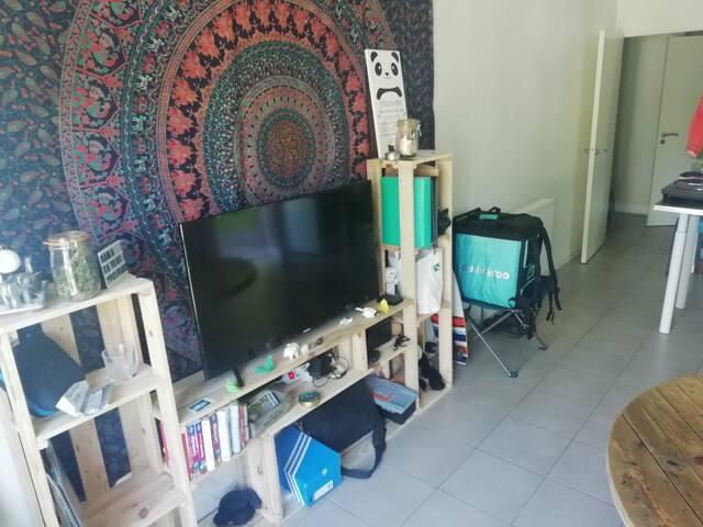 Appartement Saint herblain 50m2 avec jardin