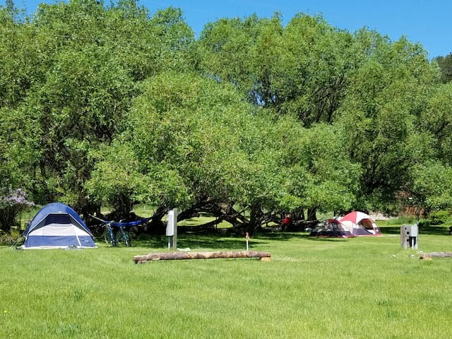 Plenty Star Ranch - Tent Site for 1-4 - No 4