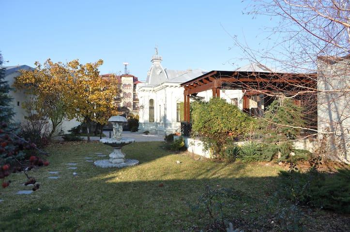 Noblessevilla #Ploiesti - Ploiești - Haus