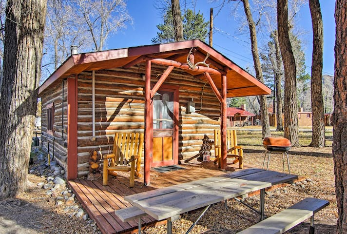 Cabin, Walk to Dwntn Buena Vista & Arkansas River!