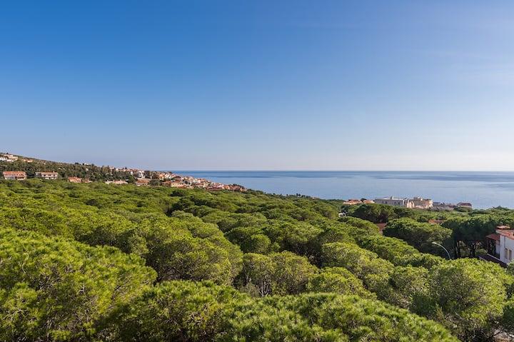 CALA GONONE: holiday home near the sea, 7 people
