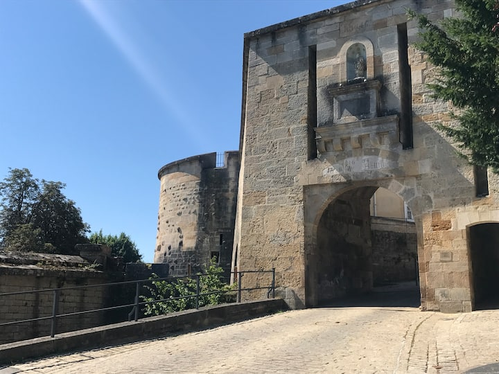 Appartement de la porte Henry IV