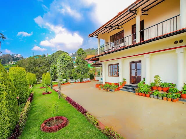 OYO - Well-Furnished 1BR Stay in Ooty - Discount Alert⚠