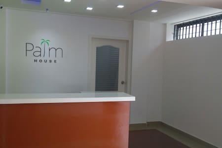 Palm House - 2BD with parking - 埃尔讷古勒姆 - 公寓